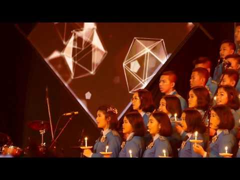 Medley Hymne Guru & Gema Harmoni Cakrawala - by Alumni SMA TN Angkatan XXVI - Cakarawala