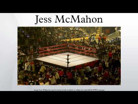 Jess McMahon