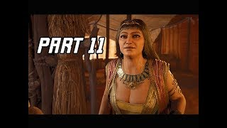 Assassin's Creed Origins Curse of the Pharaohs Walkthrough Part 11 - King of Kings