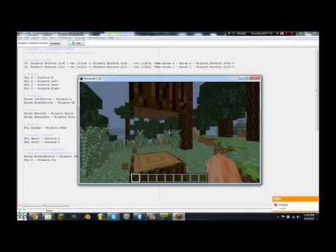 Control Minecraft on PC with a Wii Remote?! [Tutorial]