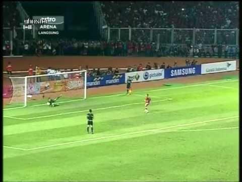 [SeaGames2011] BOLA SEPAK - Malaysia vs Indonesia ...