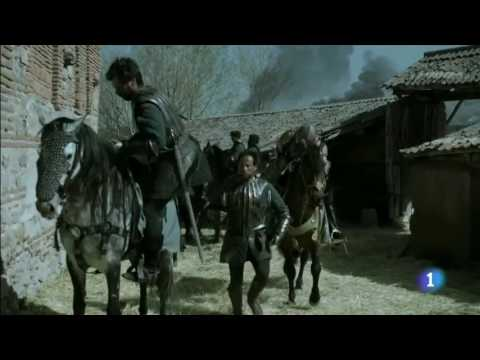 Battle of Pavia, Francis of France is taken prisoner (Carlos, rey emperador)