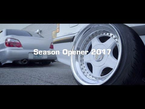 BAG RIDERS - Season Opener 2017