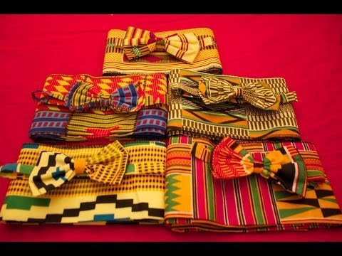 JOSH.225 African fashion| Bow Ties| Scarves| UNISEX | (HD)