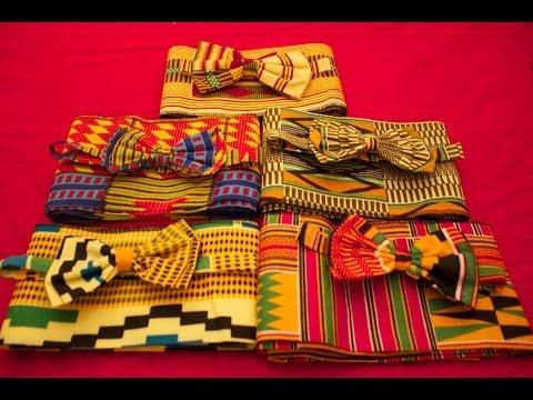 JOSH.225 African fashion| Bow Ties| Scarves| UNISEX | (HD)