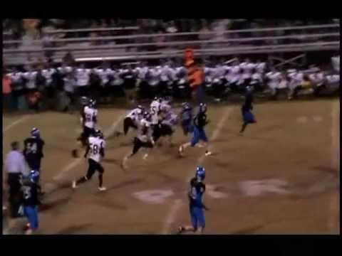 Aaron Daniel Football Highlight Video, Class of 2013 Charlestown H.S. Charlestown Indiana
