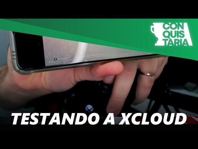 Experimentei a xCloud no Brasil e o resultado foi surpreendente!!
