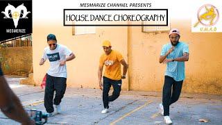 Dajaé - U Got Me Up / House Dance choreography / Mayuresh Wadkar / Pramod Patankar & Aayush mandal