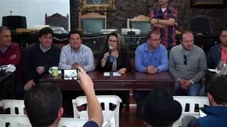 Desde precandidaturas, llegan apoyos a valorización de Rionegro