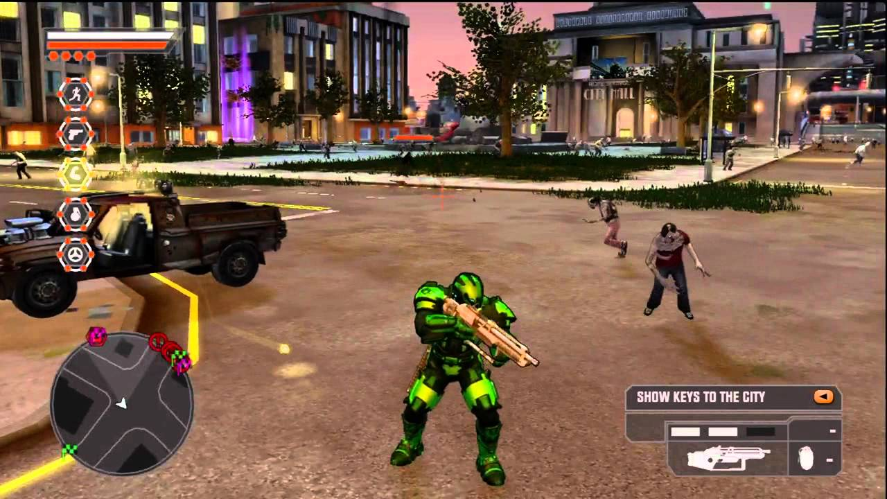 Fun Games For Xbox Original : Having fun on crackdown quot keys to the city hd