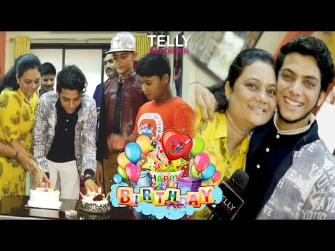 Vishal Jethwa Celebrates His Birthday (2017) With Family & Friends | Exclusive