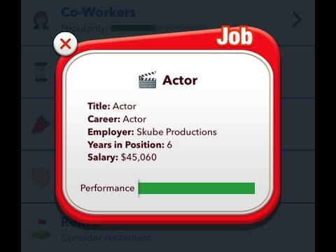 How To Become An Actor In Bitlife Read Desc Youtube