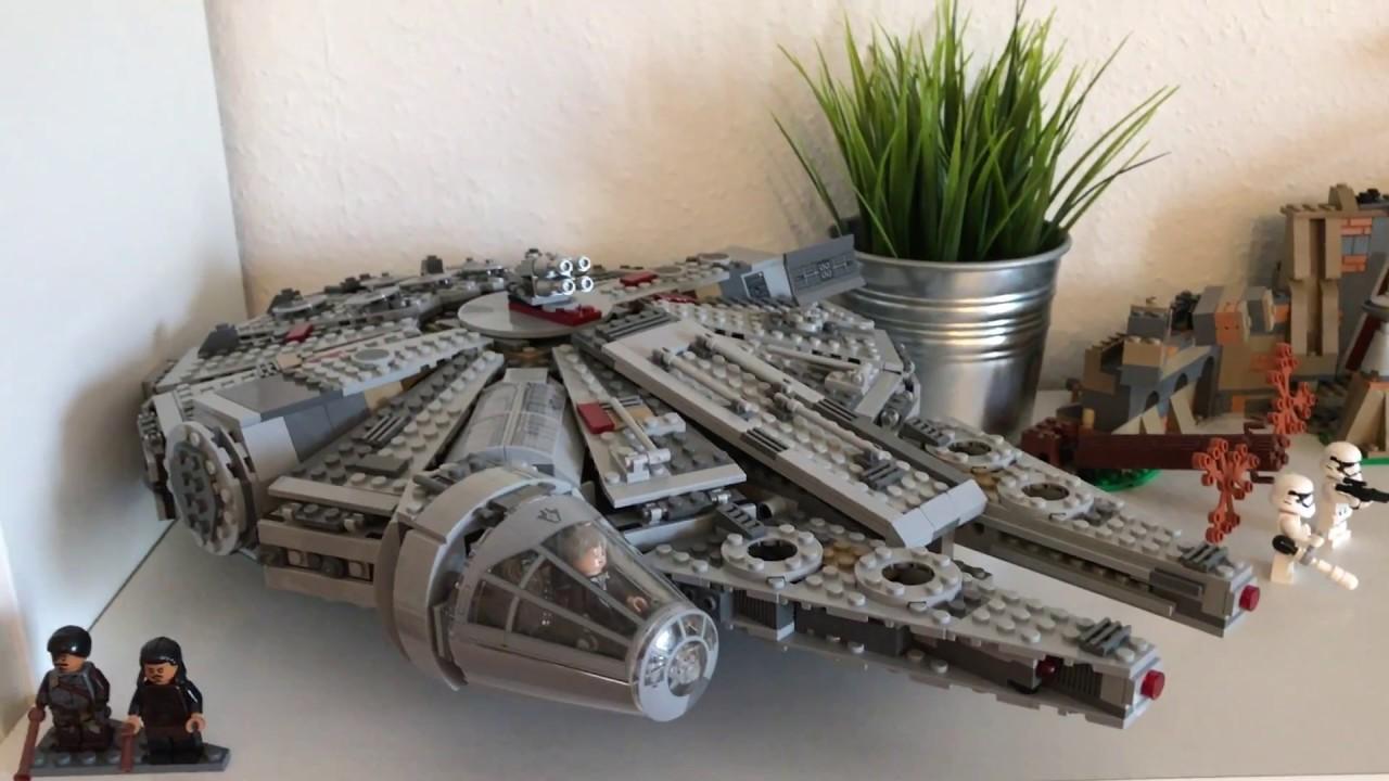 lego star wars sammlung update  youtube