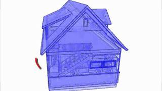 3d Design And Construction Of A Workshop In Bozeman, Montana