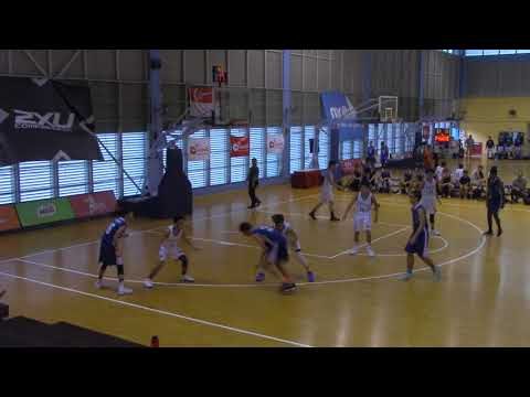 National Schools A Division Basketball 2018 - RI Guys vs SAJC 4
