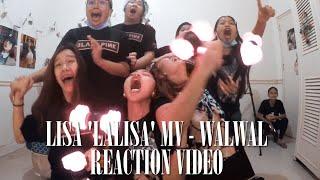 Lisa Lalisa Mv Walwal Reaction Ilonggo Blinks Filipinos React MP3