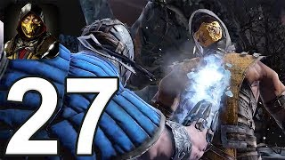 Mortal Kombat Mobile - Gameplay Walkthrough Part 27 - Tower 40 (iOS, Android)