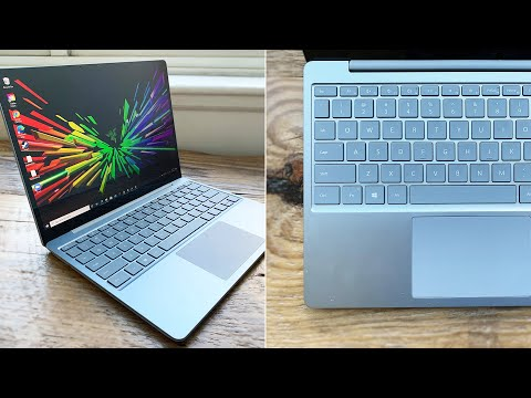 Microsoft Surface Laptop Go review: The best-looking laptop $550 can buy