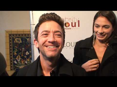 David Faustino and Christiana Leucas ed By Ken Spector at Green Lounge Event