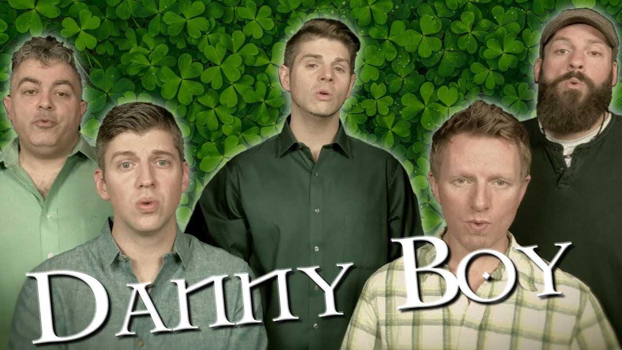 Image result for irishman singing danny boy pictures