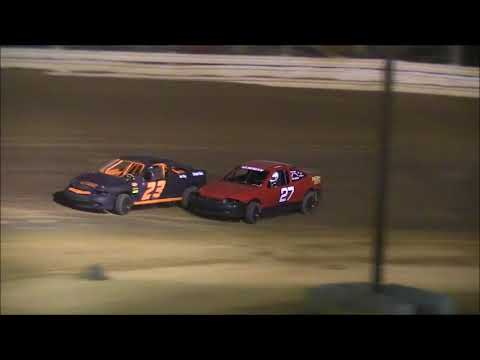 Compact Feature from Jackson County Speedway, May 25th, 2018.