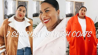 FALL 2017 MUST HAVE PLUS SIZE COATS Mp3
