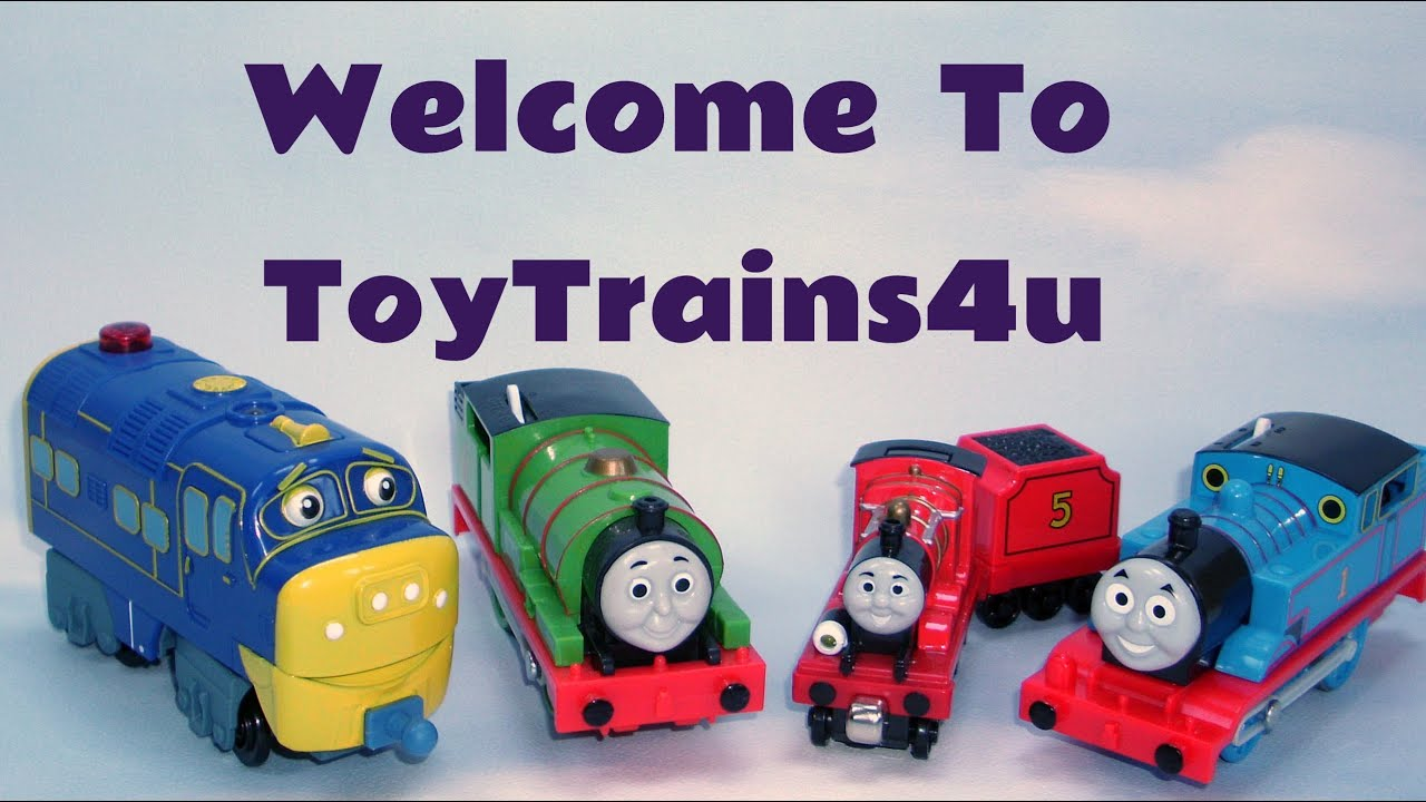 ToyTrains4u Introductory video for our Thomas And Friends And