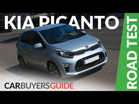 KIA Picanto 2017 Review