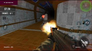 Army Counter Terrorist Attack : Sniper Strike Shoot : Mission 1 Nuke [Android Game]  Youtube