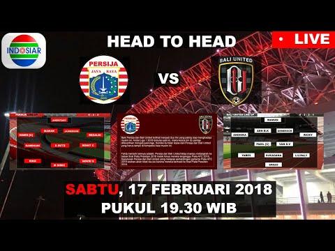 FINAL!!! Jadwal, Prediksi Dan Head To Head PERSIJA VS BALI UNITED Jelang FINAL Piala Presiden 2018