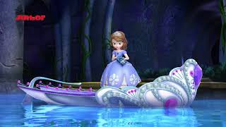 A Princesa Sofia - Momentos Mágicos: A Viagem de Barco de Sofia