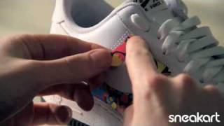 NIKE AIR FORCE 1 CUSTOM USING SHARPIE! by Ralph Cifra on