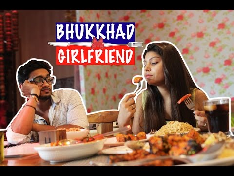 Bhukkhad Girlfriend | WTF! ZONE |