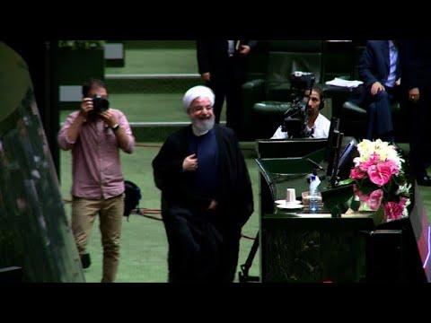 ايران تؤكد انها تريد حماية الاتفاق النووي من الولايات المتحدة
