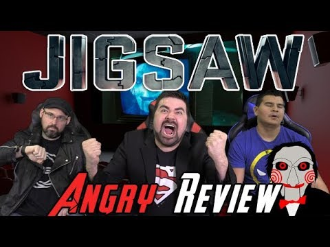 Jigsaw Angry Movie Review