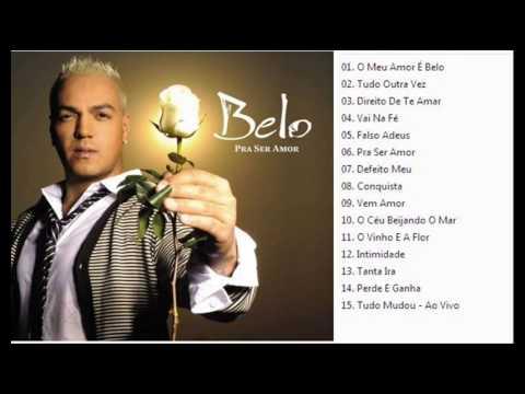Belo Cd Completo Pra Ser Amor 2010 - Gustavo Belo