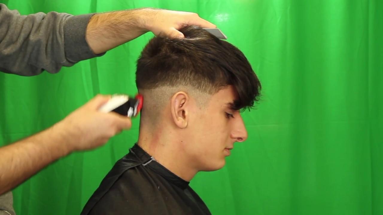 Paulo Dybala Haircut Tutorial Low Skinfade Haircut Youtube