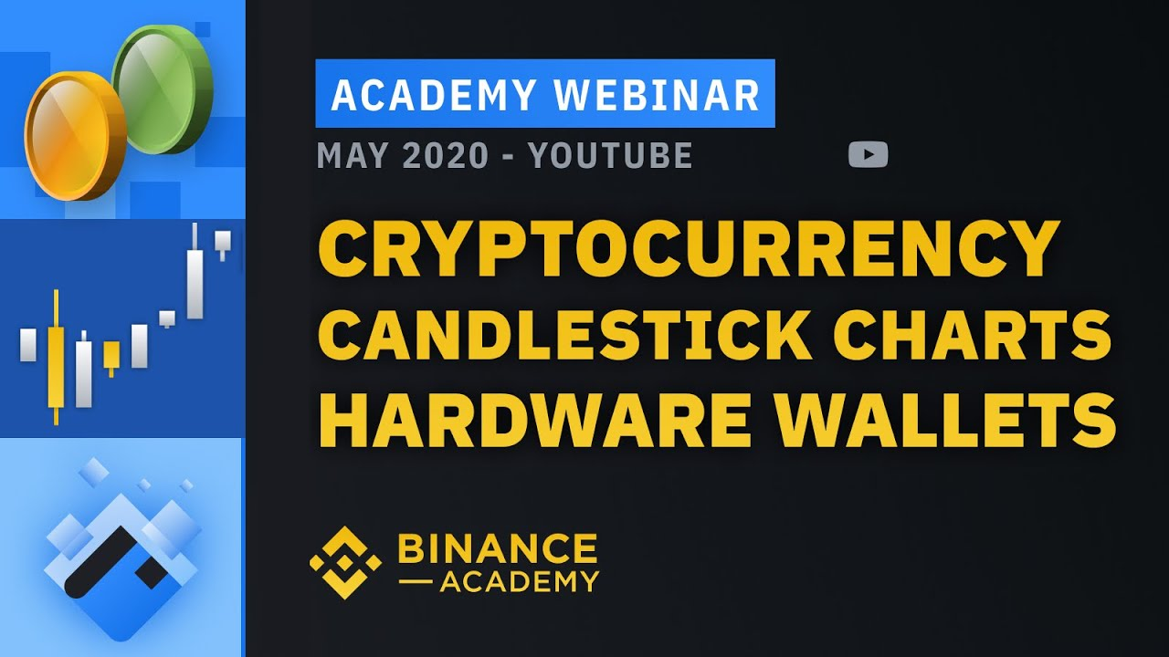Cryptocurrency, Candlestick Charts and Hardware Wallets – Binance Academy Webinar #1