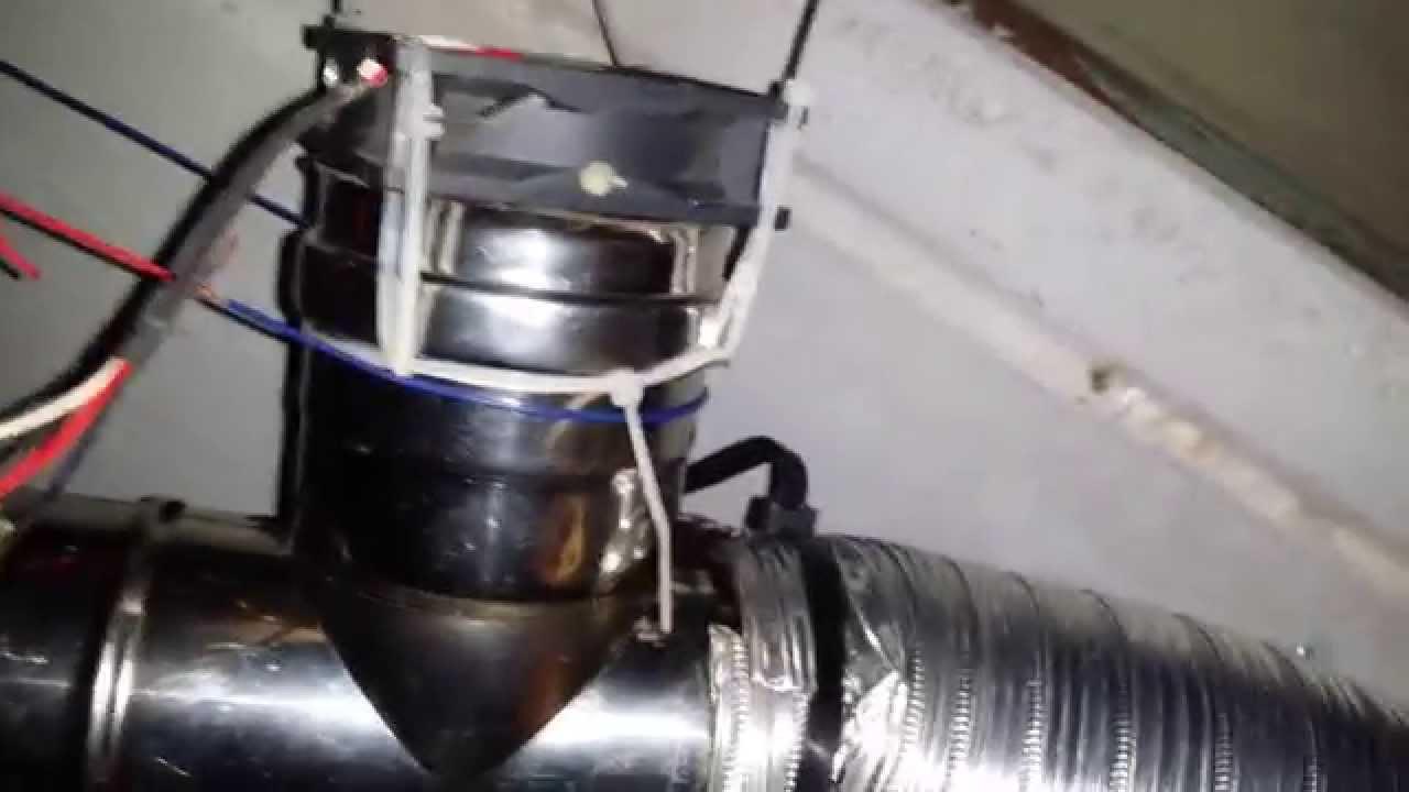 aspiratore aria forzata per camini youtube
