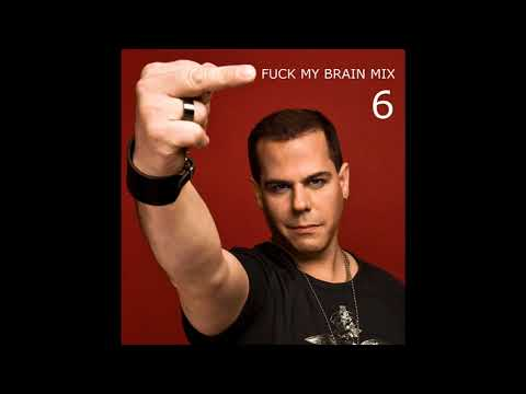 Daniel Portman  Fuck my brain  mix 6  Techno 2018
