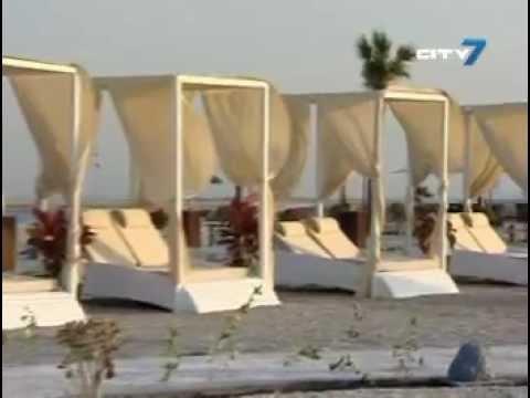 City 7TV- 7 National News- Feature Report- 15 January 2012- Dubai World Islands