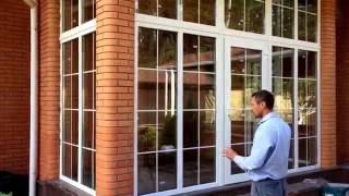 видео Остекление крыльца