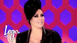 "Michelle Visage Talks ""RuPaul's Drag Race"" Season 5   Logo"