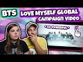BTS (방탄소년단) LOVE MYSELF Global Campaign Video Reaction