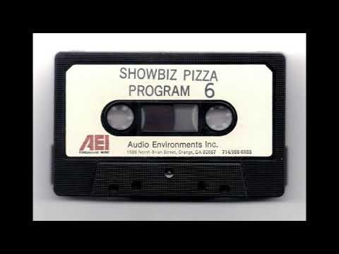 Showbiz Pizza Program 6