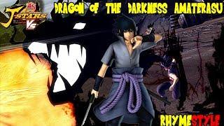 J-Stars Victory VS - The Dragon of the Darkness Amaterasu Flame (Hiei vs Sasuke Uchiha)