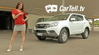 Isuzu MU-X 2015 - Review