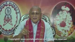 Brahma Sutramulu : Day 05 : Sutram 1 : Sri Chalapathirao : Discourse In Telugu