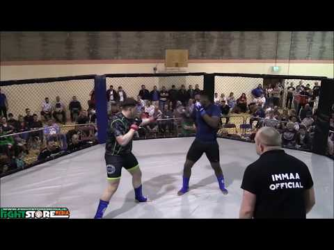 Brian Draper - MMA Highlights