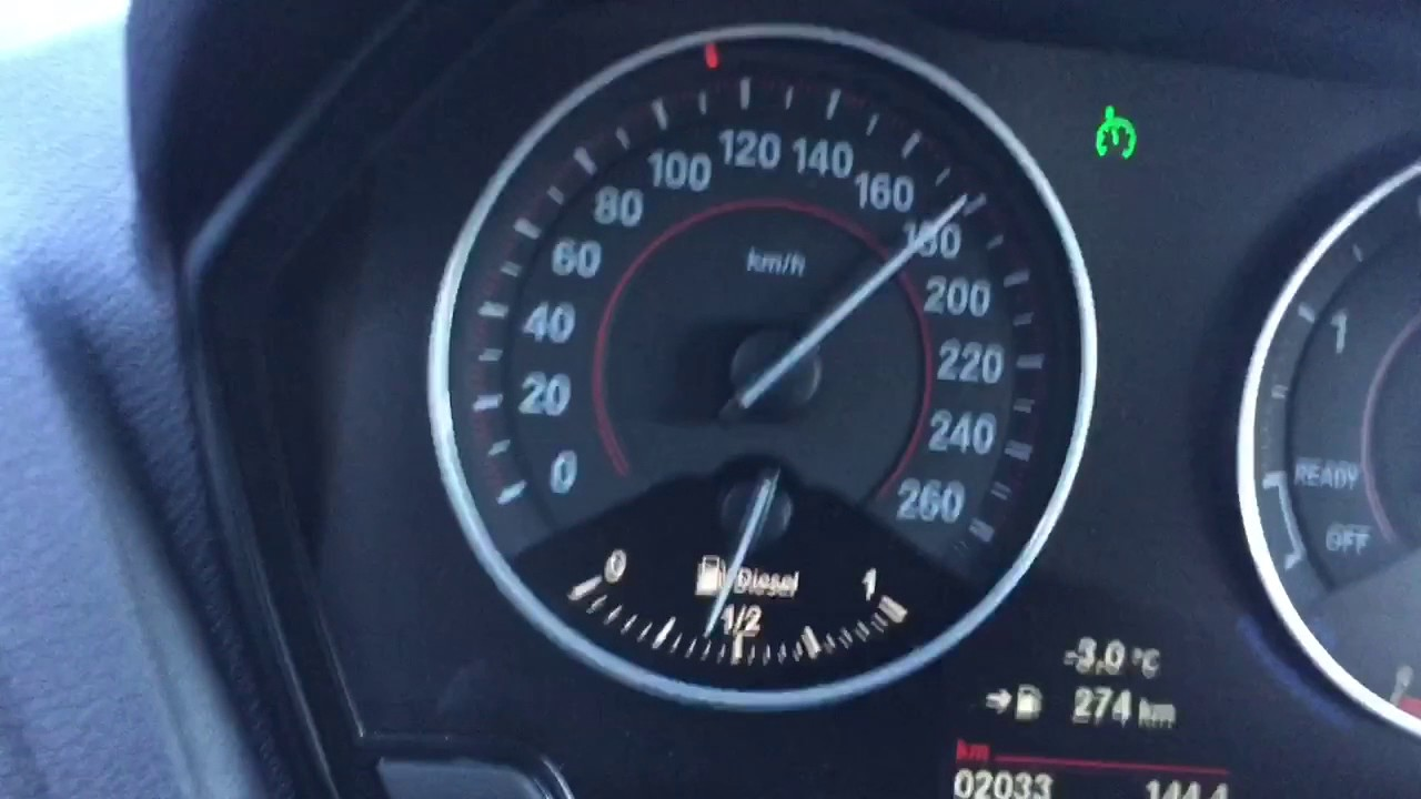 2016 Bmw 116d 0 190 Kmh 15l 3cyl Diesel F20 Faceliftlci Youtube